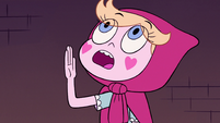 S2E23 Star Butterfly calls out to Glossaryck a third time