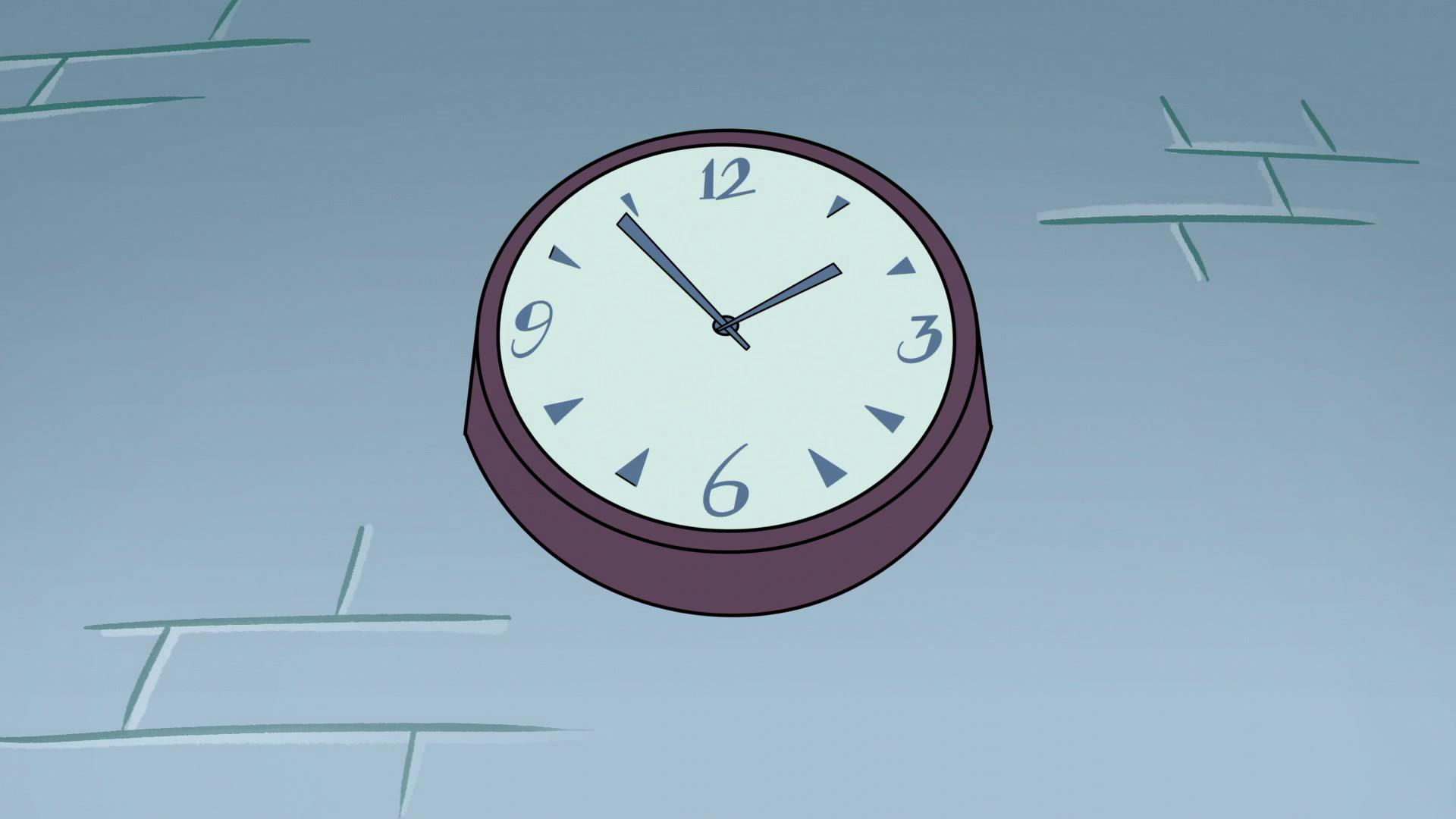 Image s2e32 clock on the classroom wallg star vs the s2e32 clock on the classroom wallg amipublicfo Gallery