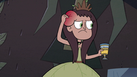 S3E24 Princess Spiderbite turns away from Slime