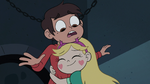 S3E7 Marco Diaz 'your horns are poking me'