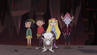S4E13 Star and company reach bridge's other side