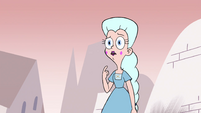 S4E15 Moon Butterfly pointing at herself