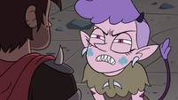 S4E28 Teen Meteora glaring at Adult Marco