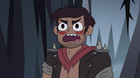 S4E5 Marco blushing with embarrassment