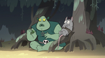 S2E12 Buff Frog and rat hear other monsters