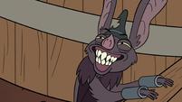 S2E20 Bat monster grinning creepily