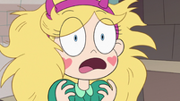 S2E41 Star Butterfly gasping at Marco Diaz