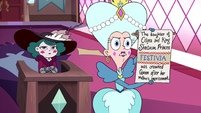 S3E29 Moon reveals Eclipsa's redacted scroll