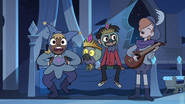 S3E6 Ruberiot and Foolduke sing and dance for Ludo