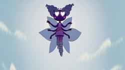 S1E11 Star emerges as a purple six arm fairy