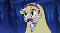 S3E12 Star Butterfly looking back at Tom