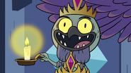 S3E6 King Ludo removes his self-image mask