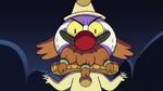 S4E14 Ludo reveals himself in clown costume