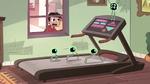 S2E11 Marco Diaz sees tadpoles on a treadmill
