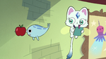 S2E30 Narwhal with apple impaled on horn