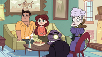 S2E36 Rafael, Angie, Heinous, and Gemini look at Marco