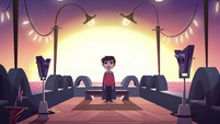S3E13 Marco alone at the end of the pier