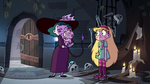 S4E1 Eclipsa Butterfly hugging Meteora