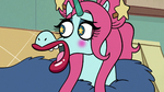 S2E24 Pony Head 'how are we gonna dance in this?'