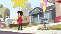 S2E29 Marco Diaz going to Sensei's party