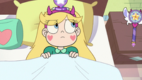 S3E23 Star Butterfly lying in her bed