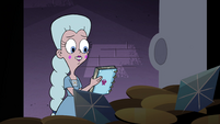 S4E15 Moon Butterfly finds her day planner