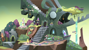 S4E1 Queen Eclipsa's new royal castle