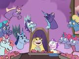 Pony Head family