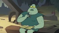 S2E20 Buff Frog recording his closing thoughts