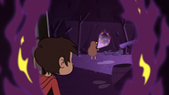 S2E28 Star spying on Marco spying on Star