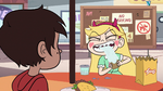 S2E7 Star takes a bite of her sugarrito