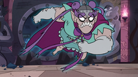 S3E24 Mina charging at Star Butterfly