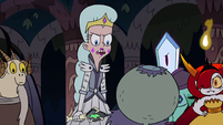 S2E41 Queen Moon asks Ludo where Glossaryck is