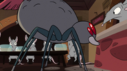 S2E8 Giant spider approaches the bar