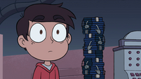 S4E11 Marco still with a thousand-yard stare