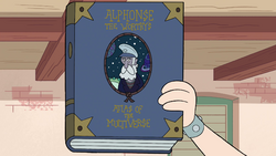 S4E25 Alphonse the Worthy's Atlas of the Multiverse
