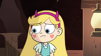 S4E34 Star feeling very unsure of herself