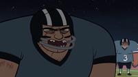S1E4 Warriors sinister laugh