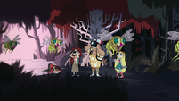 S1E9 Wasp monsters in the forest