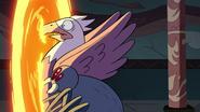 S2E41 Eagle and spider slide into Hekapoo's portal