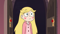 S3E25 Star Butterfly looking very surprised