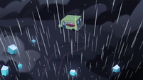 S3E35 Reflectacorp van drives through the storm