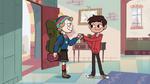 S1E6 Marco and Gustav's secret handshake 1