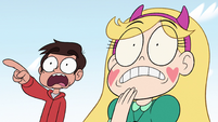 S2E14 Marco Diaz shocked to see Ludo