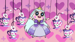 S2E40 Princess Moon puppet surrounded by teacups