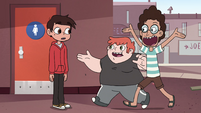 S4E26 Marco sees Ferguson and Alfonzo appear
