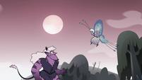 S3E36 Mewberty Moon vs. Meteora Butterfly