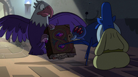 S2E35 Eagle and spider bring in the book of spells