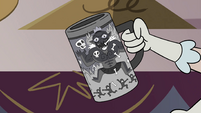 S4E10 Star holding mug with Globgorean art