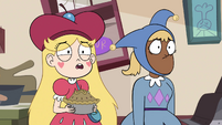 S4E2 Star Butterfly 'oh, no'